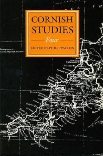 Cornish Studies Volume 4 (1996)<br /><a href='http://humanities.exeter.ac.uk/history/staff/payton/'>Philip Payton</a>&nbsp;(ed.)