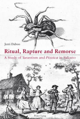 Ritual, Rapture and Remorse: A Study of Tarantism and Pizzica in Salento (2010)<br /><a href='http://humanities.exeter.ac.uk/staff/daboo'>Jerri Daboo</a>