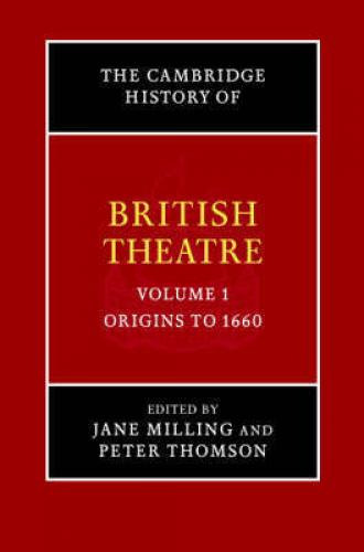 a research on the english theatre Early modern london theatres (emlot) is a research database and educational  resource that grew out of a collaboration between the records of early english.