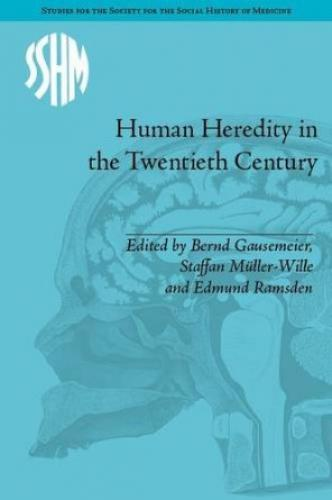 Human Heredity in the Twentieth Century (2013)<br /><a href='http://humanities.exeter.ac.uk/staff/mueller-wille'>Staffan Müller-Wille</a>