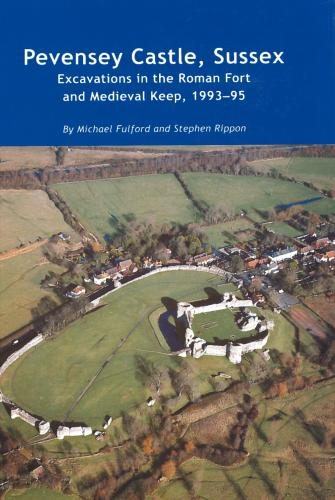 Pevensey Castle, Sussex: Excavations in the Roman Fort and Medieval Keep, 1993-95 (Wessex Archaeology Reports) (2011)<br /><a href='http://humanities.exeter.ac.uk/staff/rippon'>Stephen Rippon</a>