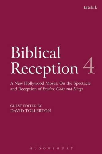 Biblical Reception 4 (2016)<br /><a href='http://humanities.exeter.ac.uk/staff/tollerton'>David Tollerton</a>