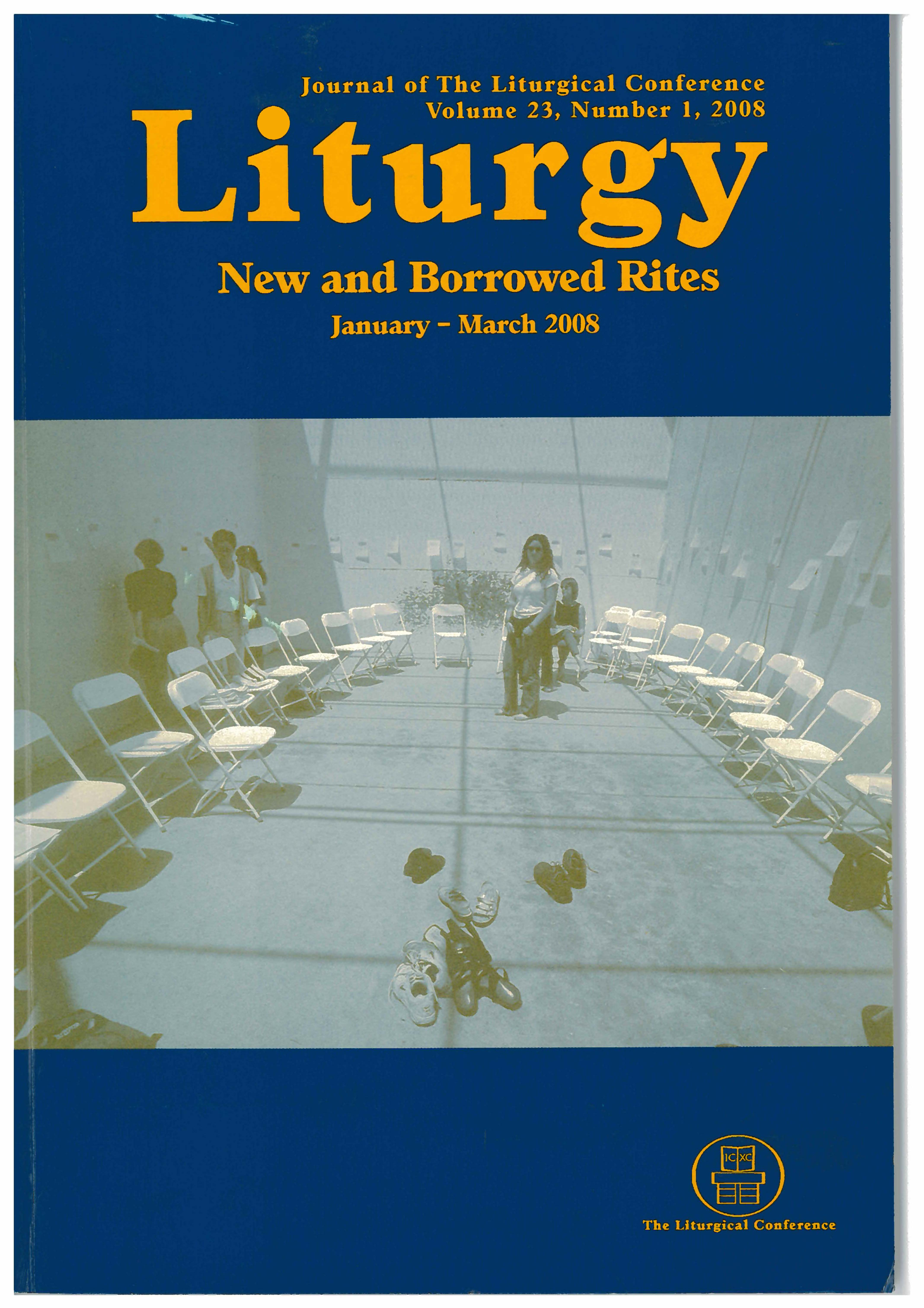 Liturgy: New and Borrowed Rites (2008)<br /><a href='http://humanities.exeter.ac.uk/staff/garrigan'>Siobhán Garrigan</a>