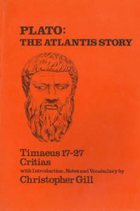 Plato. The Atlantis Story (1980)<br /><a href='http://humanities.exeter.ac.uk/staff/borg'>Barbara Borg</a>