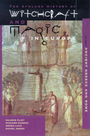Witchcraft and Magic in Europe. Volume 2. Ancient Greece and Rome (1997)<br /><a href='/classics/staff/ogden/'>Daniel Ogden</a> (Co-author)