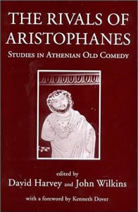 The rivals of Aristophanes (2000)<br />Edited by <a href='/classics/staff/harvey/'>David Harvey</a> amd <a href='/classics/staff/wilkins/'>John Wilkins</a>