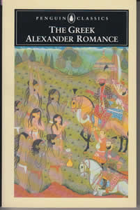 The Greek Alexander Romance (1991)<br /><a href='http://humanities.exeter.ac.uk/staff/stoneman'>Richard Stoneman</a>