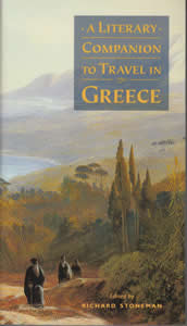 A Literary Companion to Travel in Greece (1984)<br /><a href='http://humanities.exeter.ac.uk/staff/stoneman'>Richard Stoneman</a>