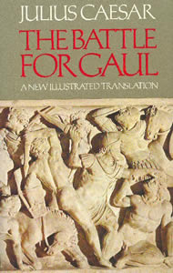 Julius Caesar. The Battle for Gaul (1980)<br /><a href='/classics/staff/wiseman/'>T.P. Wiseman</a> (Co-translator)
