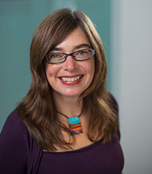 Photo of Professor Michelle Bolduc