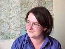 Photo of Dr Zoë Boughton