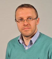 Photo of Dr Jonathan Bradbury