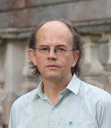 Photo of Professor James Clark