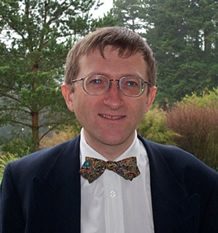 Photo of Professor Aidan Coveney