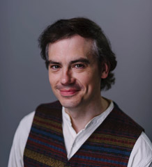 Photo of Dr Adrian Curtin