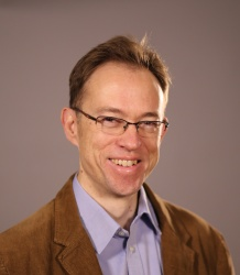 Photo of Professor David Houston Jones
