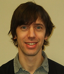 Photo of Dr Alex Fairfax-Cholmeley