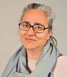 Photo of Professor Maria Fusaro