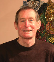 Photo of Professor Christopher Gill