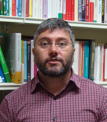 Photo of Dr Francesco Goglia