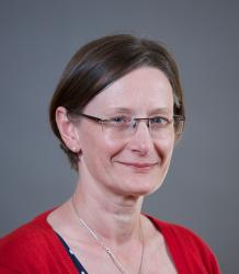 Photo of Professor Sarah Hamilton