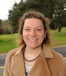 Photo of Dr Fiona Handyside