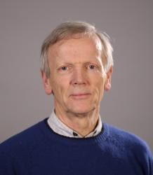 Photo of Professor Anthony Harding