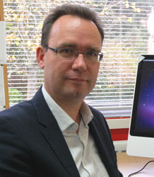 Photo of Professor Nick Kaye