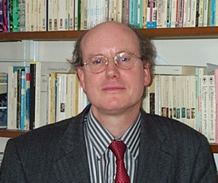 Photo of Professor James Kearns