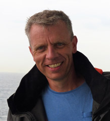 Photo of Professor Tim Kendall