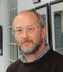 Photo of Professor Graham Ley
