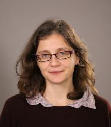 Photo of Dr Emily Lygo