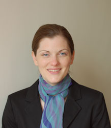 Photo of Dr Camille Mathieu