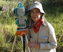 Photo of Dr Mercedes Okumura