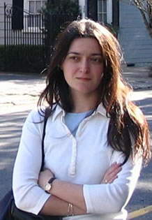 Photo of Dr Ioana Oltean