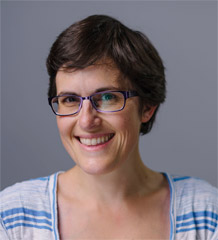 Photo of Dr Lucie Riou