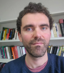 Photo of Dr Rob Turner