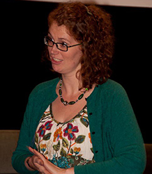 Photo of Dr Stefanie  Van De Peer