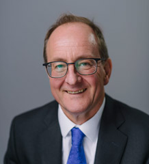 Photo of Professor Andrew Thorpe