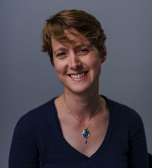 Photo of Dr Charlotte Tupman