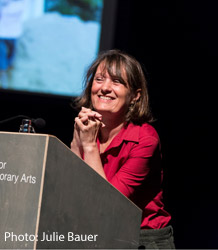 Photo of Professor Cathy Turner