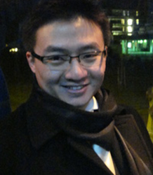 Photo of Dr Zhiguang Yin