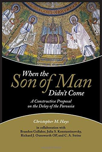 When the Son of Man didn't come (2017)<br />Christopher M. Hays, in colaberation with Brandon Gallaher et al.