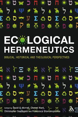 Ecological Hermeneutics (2010)<br /><a href='/theology/staff/horrell/'>David Horrell</a>, <a href='/theology/staff/hunt/'>Cherryl Hunt</a>, <a href='/theology/staff/southgate/'>Christopher Southgate</a> and <a href='/theology/staff/stavrakopoulou/'>Francesca Stavrakopoulou</a>