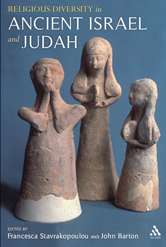 Religious Diversity in Ancient Israel and Judah (2010)<br /><a href='http://huss.exeter.ac.uk/theology/staff/stavrakopoulou'>Francesca Stavrakopoulou</a> and John Barton (editors)