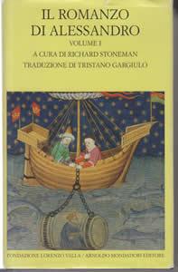 Il Romanzo di Alessandro. Volume I (2007)<br /><a href='http://humanities.exeter.ac.uk/staff/stoneman'>Richard Stoneman</a>